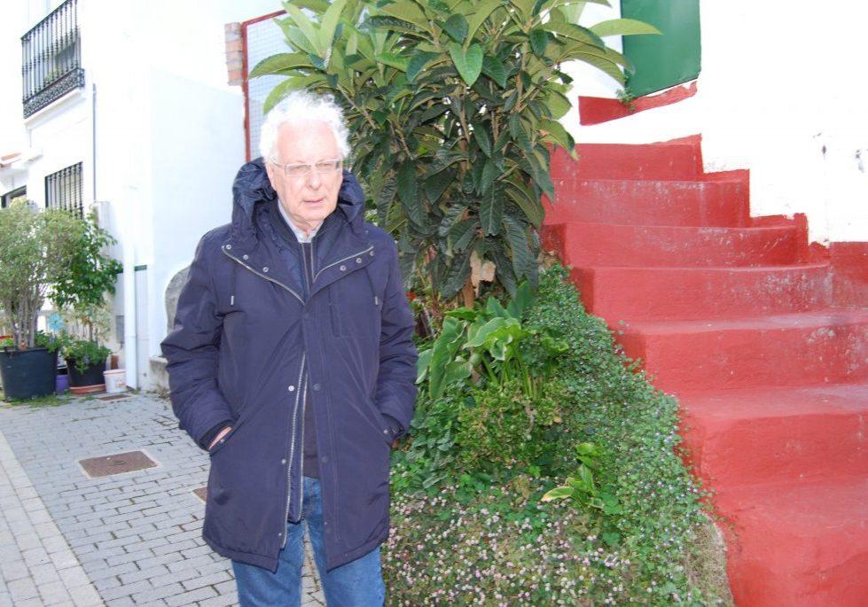 Javier Sadaba en la Costa del Sol